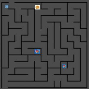 the mazy maze